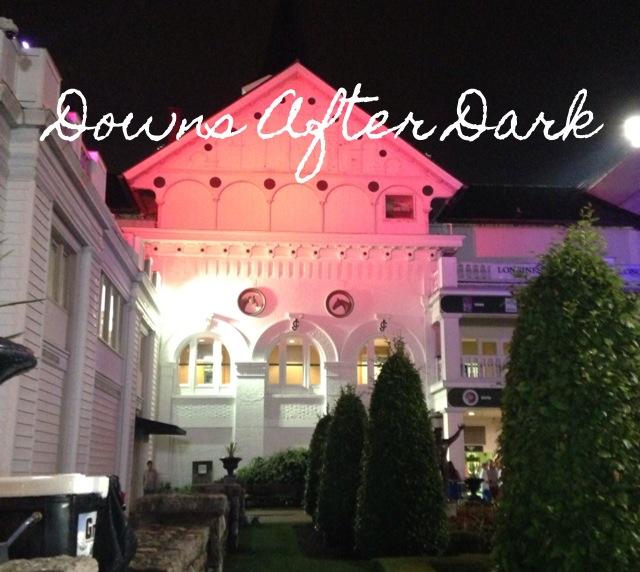 Downs after Dark