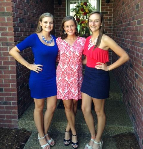 Me, Mary-Chapin, and Jenna