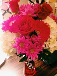 Beautiful flowers...all my favorites