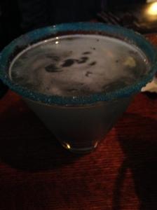 Pixy stix martini from Drake's
