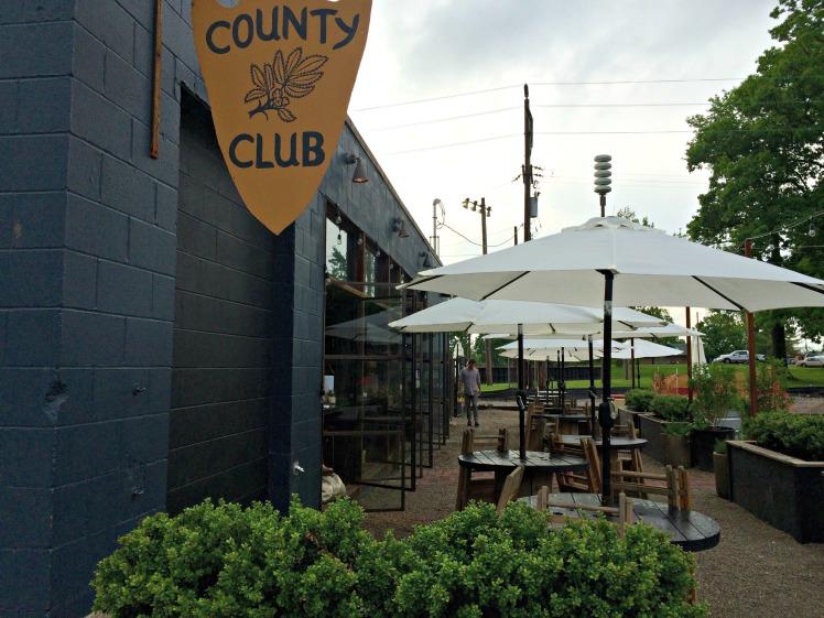 county club